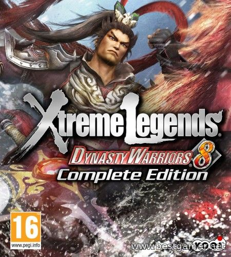 DYNASTY WARRIORS 8: Xtreme Legends. Complete Edition (Eng) [L]