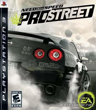 (PS3)Need For Speed Prostreet(EUR) с Googlecus