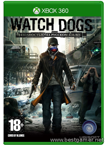 [FULL] Watch Dogs [RUSSOUND]