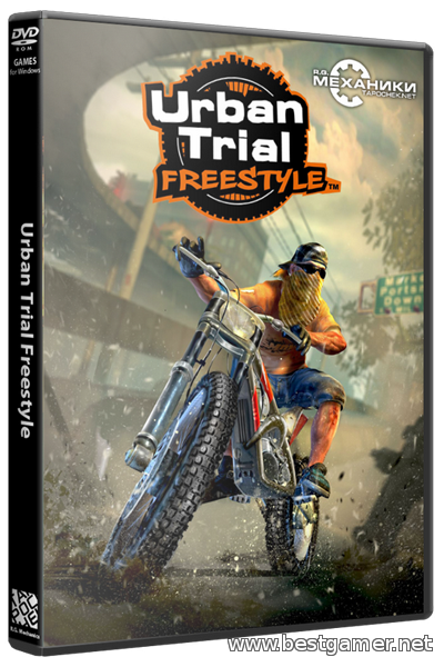Urban Trial Freestyle (2013) PC | RePack от R.G. Механики