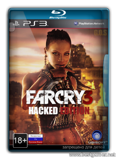 Far Cry 3 [Ru/En] [4.25] [Cobra ODE / E3 ODE PRO ISO]