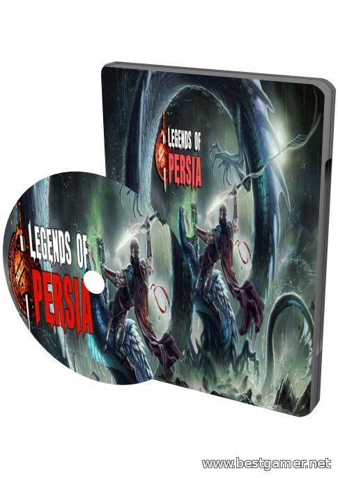 Legends of Persia (v.1.0.5.)RePack
