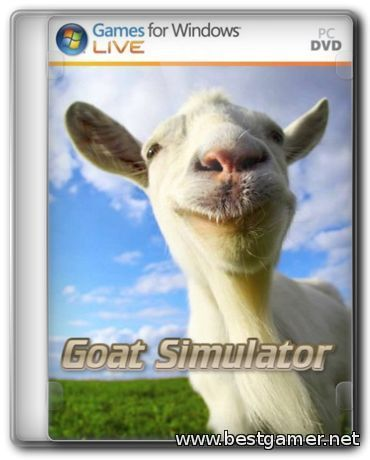 Симулятор Козла / Goat Simulator [v 1.1.28847] (2014) PC