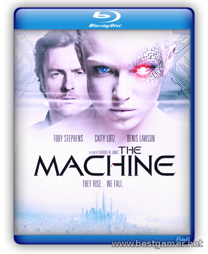 The Machine (от R.G.Bestcinema) HDRip