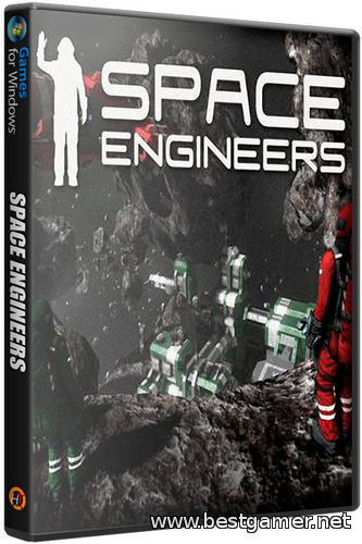 Space Engineers [v01.032.014] (2014) PC | Alpha