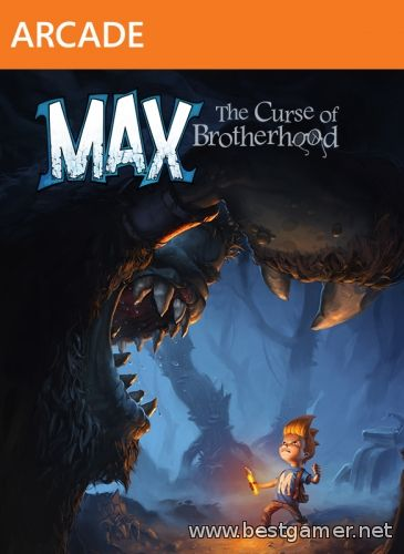 Max: The Curse of Brotherhood [RUSSOUND]