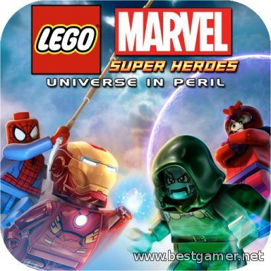 LEGO ® Marvel ™ Super Heroes: Universe in Peril [v1.0, iOS 7.0, RUS]