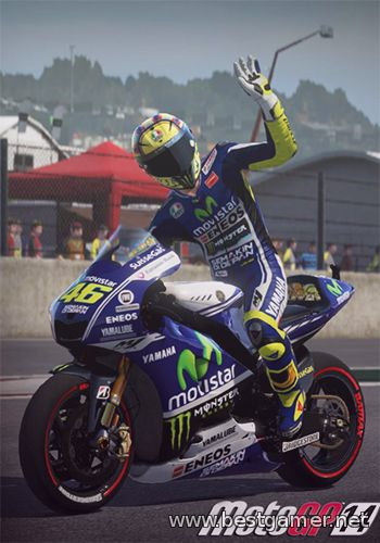 MotoGP�14 (Plug In Digital) (ENG) [P]