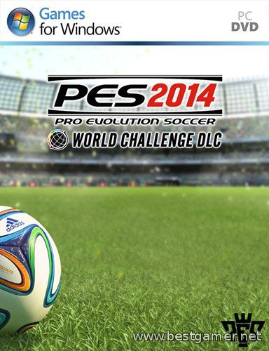 Pro Evolution Soccer 2014: World Challenge (2013) PC | RePack от XLASER