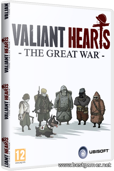 [Steam-Rip] �� R.G.BestGamer.net -Valiant Hearts: The Great War