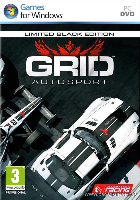 GRID Autosport[Repack] от R.G Bestgamer.net