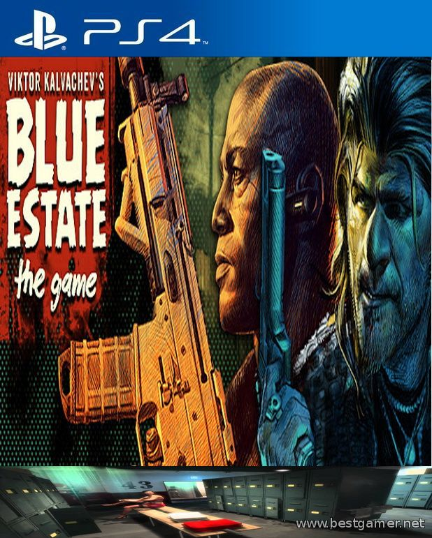 Blue Estate(PS4)- ��������� �����(bestgamer.net)