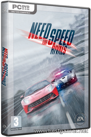 Need for Speed. Rivals. Digital Deluxe Edition (Electronic Arts) (RUS) [Rip]
