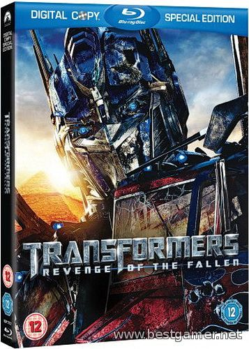 Transformers: Revenge of the Fallen (от R.G.Bestcinema)BDRip