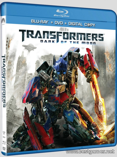 Transformers: Dark of the Moon  (от R.G.Bestcinema)BDRip