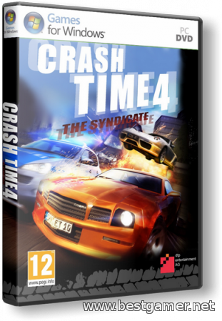 Crash Time 4: The Syndicate[RePack]