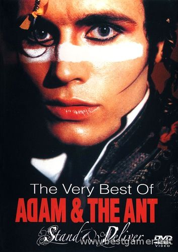 Adam And The Ants - Stand And Deliver [2006, DVD9]