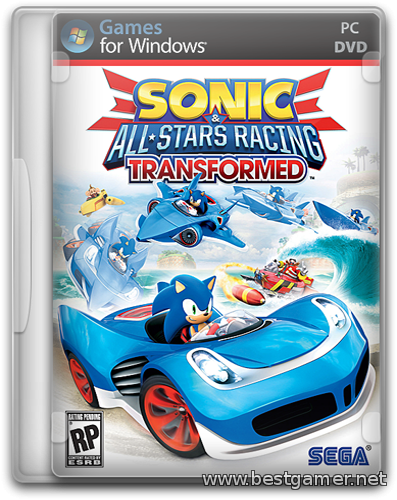 Sonic And All-Stars Racing Transformed (Eng) [RePack] от Audioslave