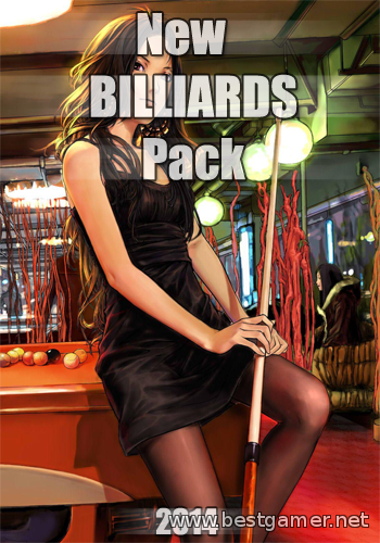 New Billiards Pack (2014) PC