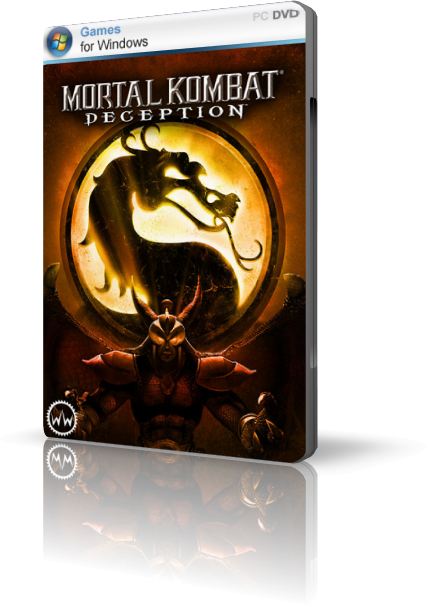 Mortal kombat: deception game | ps2 playstation.