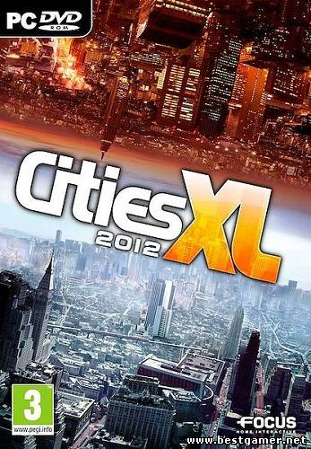 Cities XL 2012 Focus Home Interactive ENGMULTi5 L