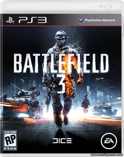 [PS3] Battlefield 3 [USA/ENG]