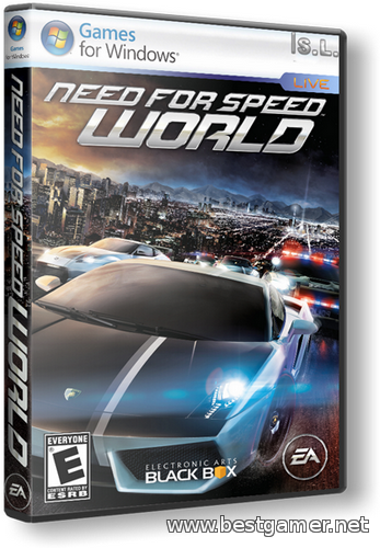 Need for Speed: World (2010) PC | RePack от Mentaz