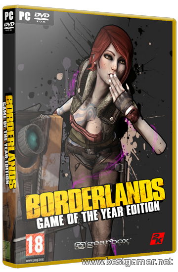 Borderlands: Game of the Year Edition (2010) PC | RePack ...