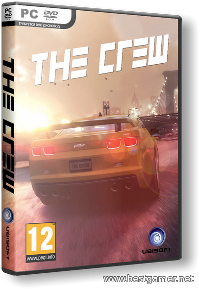 The Crew (Ubisoft) (ENG) [Beta]