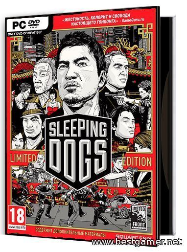 Sleeping Dogs: Limited Edition (2012) PC | RePack