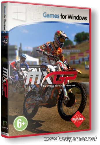 MXGP - The Official Motocross Videogame[Repack] от xatab