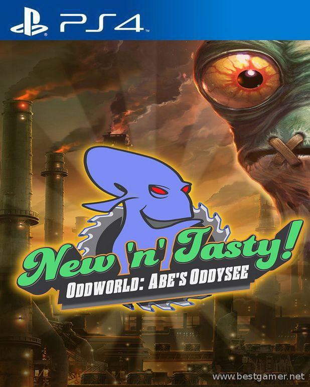 Видео Обзор Oddworld New 'n' Tasty(bestgamer net) - На одном дыхании