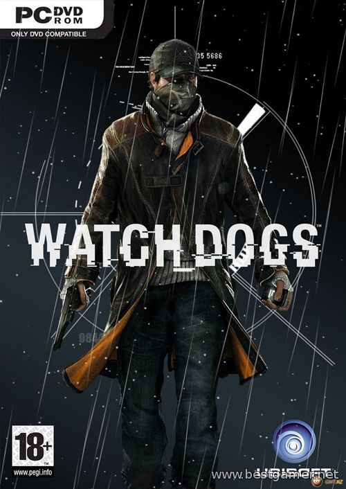 Watch Dogs Deluxe Edition v.1.03.471 + 11 DLC{R.G Bestgamer.net} Repack
