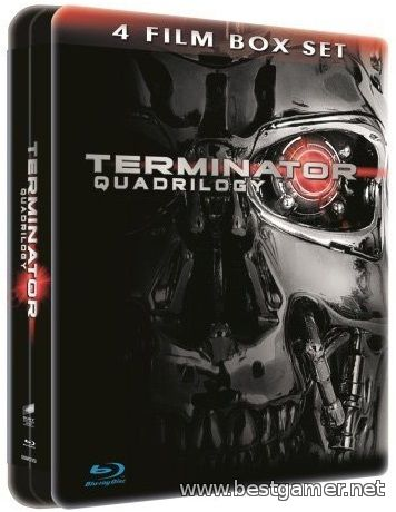 Терминатор: Квадрология / Terminator: Quadrilogy( BDRip 1080p)