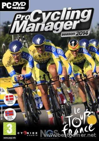 Pro Cycling Manager 2014 (2014)- CPY