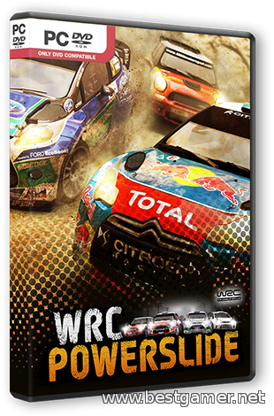 WRC Powerslide (2014) PC | Steam-Rip