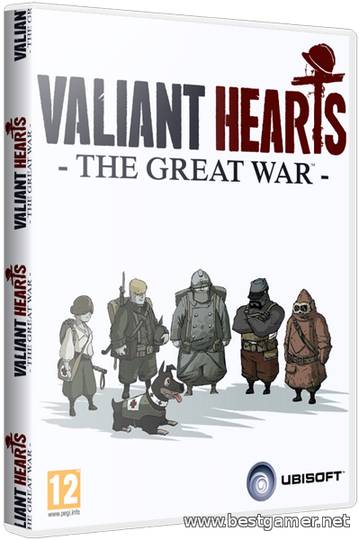 (Linux) Valiant Hearts: The Great War (1.1.150818) [Crossover bottle]