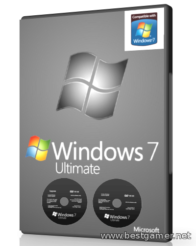 Windows 7 Ultimate x86-x64 Rus v.1.01