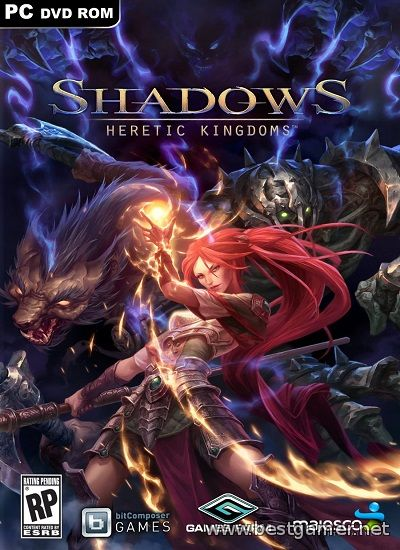 Shadows: Heretic Kingdoms  (ENG) v1.0.0.6222 [ALpha|Steam Early Access]