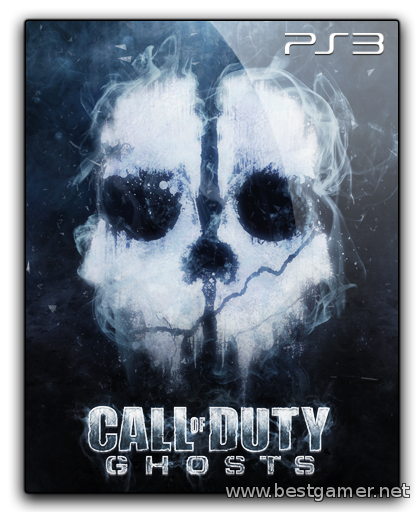 [PS3] Call of Duty: Ghosts [RUS] *v1.15* [Repack]