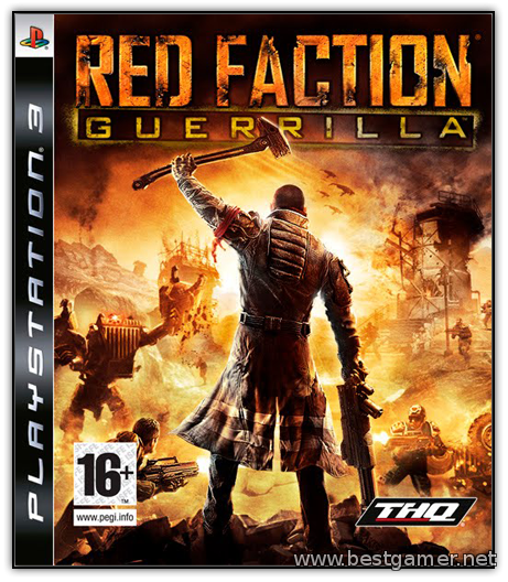 Red Faction: Guerrilla[2.60] [Cobra ODE / E3 ODE PRO ISO]
