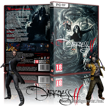 The Darkness 2: Limited Edition (2012) PC | RePack от Black Beard