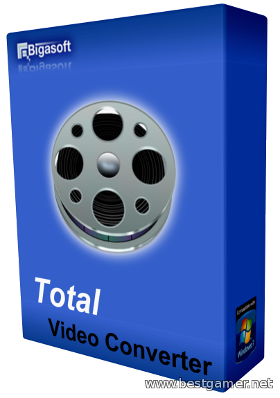 Bigasoft Total Video Converter 4.3.5.5344 Final (2014) РС | Repack by Mad1966
