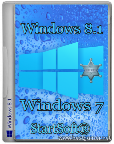 Windows 8.1 VL & 7 SP1 PE StartSoft