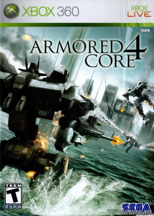 Armored Core 4: Answers (2008) XBox360