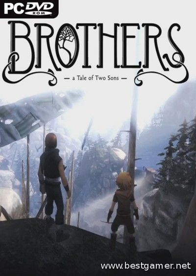 Brothers - A Tale of Two Sons [Wineskin]
