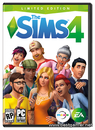 3DM-The Sims 4 (2014) Crack