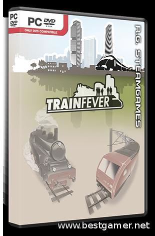 Train Fever (2014) PC | RePack