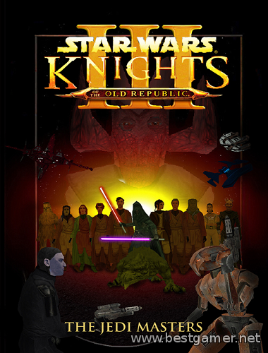 Star Wars: Knights of the Old Republic III - The Jedi Masters[Beta 2.0]