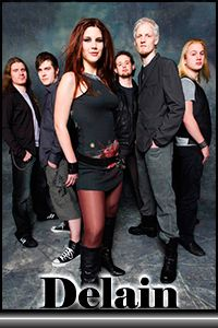 Delain - Discography / Symphonic Gothic Metal / 2006-2014 / ALAC / Lossless